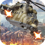 Free Download Air Gunship Battle 3D 1.08 MOD APK, Air Gunship Battle 3D Cheat
