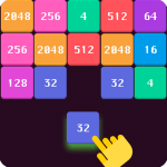 Free Download 2048 Number Shoot and Merge 1.0.3 APK MOD, 2048 Number Shoot and Merge Cheat