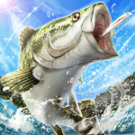 Free Download Bass Fishing 3D II APK MOD Cheat