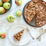 Der Beste Apfelkuchen und ein Apfelfest