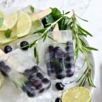 Gesunde Lieblinge im Juni – Erfrischendes Kokoswasser-Eis & Ananas-Kurkuma-Smoothie
