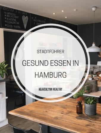 Gesund Essen in Hamburg – Restaurants, Cafés und Delis