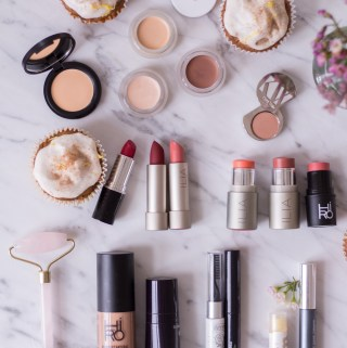 Natural Skincare - Ein Blick in meinen Make-Up Bag - heavenlynnhealthy.com