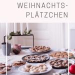 Die gesunde Weihnachtsbäckerei und 15 gesunde Weihnachtsplätzchen (ohne raffinierten Zucker, vegan & glutenfrei)