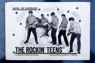 Rockin Teens met o.a. Arie Mosies