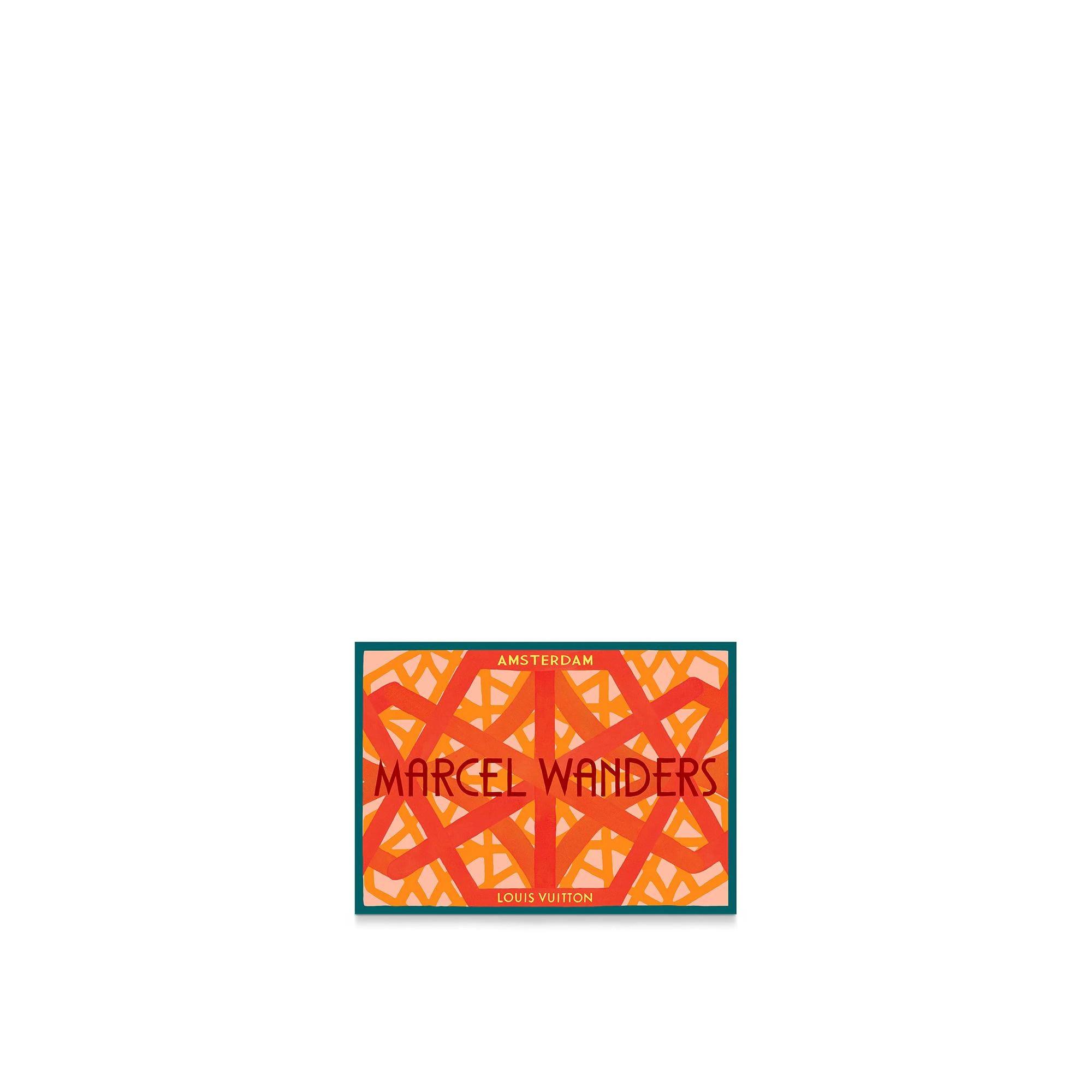 poster von marcel wanders sans ligne