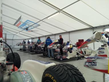 Mach1 Motorsport beim Wintercup in Lonato