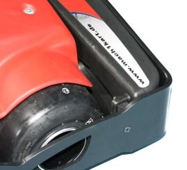 Mach1 RT2 Evo Rundumschutz hinten und Gummistoßstange