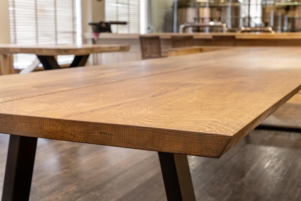 Tischplatte in Sondergröße