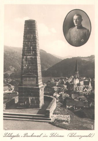 Datei:Schlageter-Denkmal in Schönau.jpg