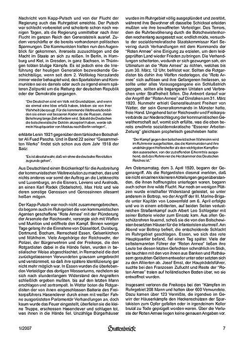 Albert Leo Schlageter – ein deutscher Freiheitskämpfer, Huttenbriefe Sonderdruck Februar 2007 - 07.jpg