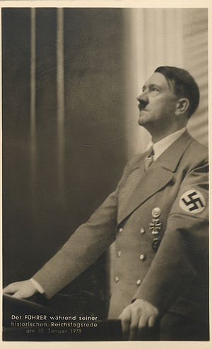 Der Führer während der historischen Reichstagsrede 30.1.39.jpg