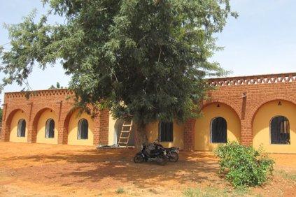 Nubian-Gewölbe