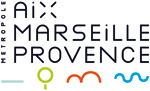 Logo Metropole Aix-Marseille Provence
