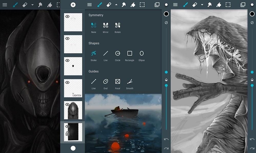 Artflow Drawing App
