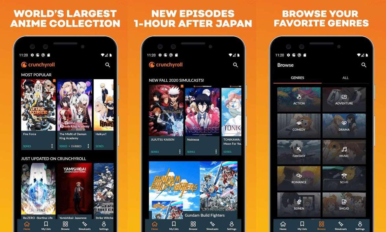 Crunchyroll Anime Streaming App