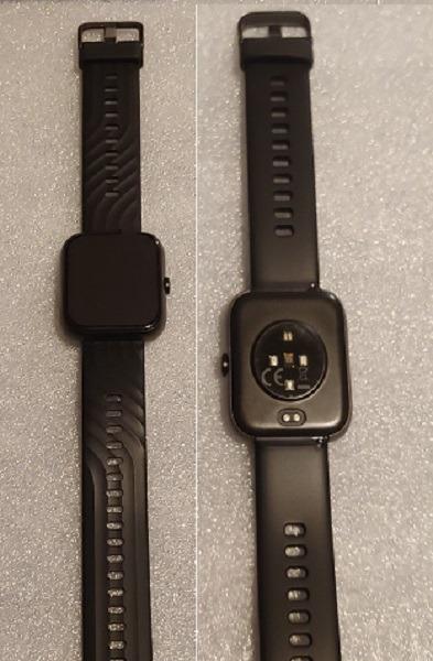 Virmee Tempo Vt3 Plus Smart Watch Testuhr 2