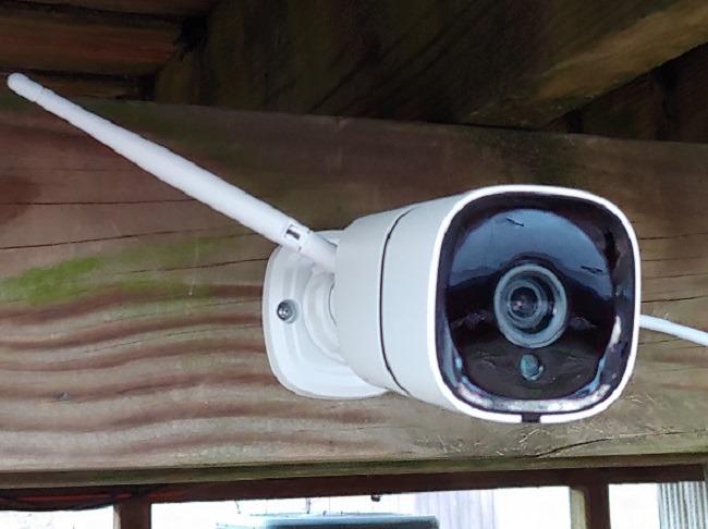 Netvue Vigil Pro Outdoor-Überwachungskamera Testbericht Finale