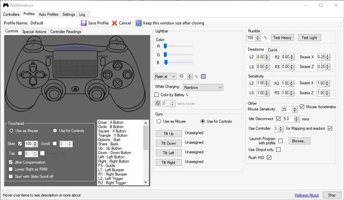 Ps4-Controller verbinden Windows Ds4windows 1