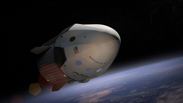 SpaceX ISS Mission am Sonntag