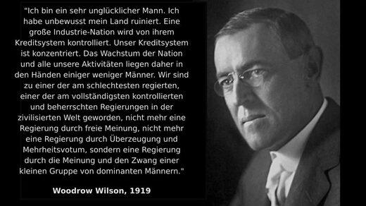 Wilson quote german