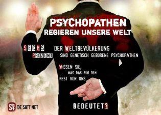 psychopathen, 6%, sott flyer
