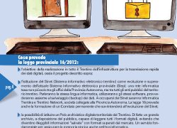 capire la legge 16 della Provincia Autonoma di Trento su software libero e opendata