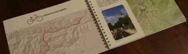 Road book ciclistico della Provincia di Udine con mappe OpenStreetMap