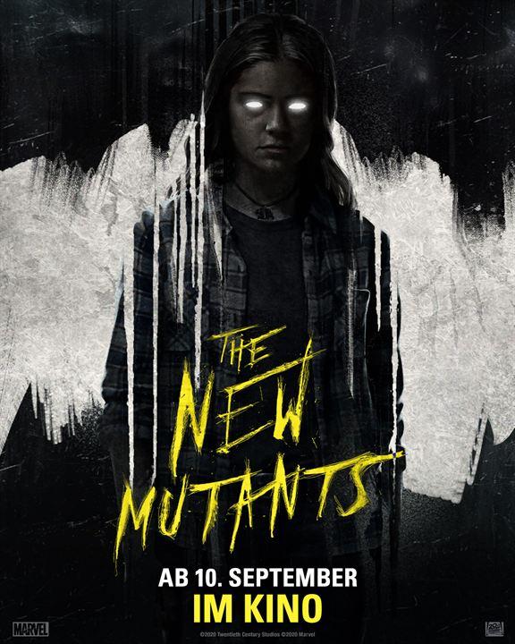 poster zum x men the new mutants