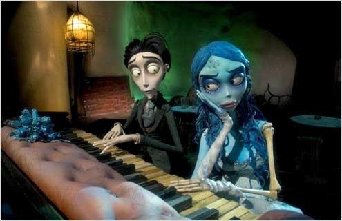 Szene aus 'Corpse Bride'; Quelle: Filmstarts.de