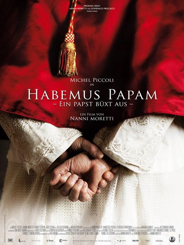 """Filmplakat zu """"Habemus Papam"""""""