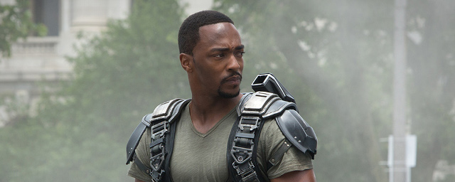 Captain America 2 Falke Anthony Mackie Will Auch In The