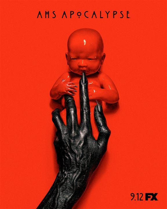poster american horror story staffel