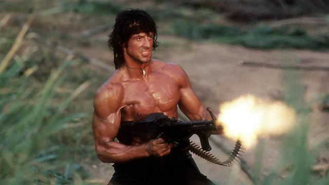 """Rambo: First Blood"""": Sylvester Stallone fand die erste Fassung so ..."""