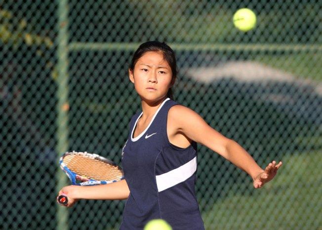 Girl-tennis