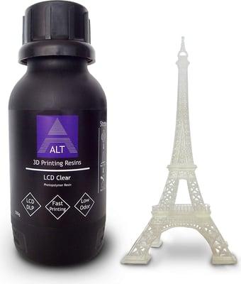 ALT LCD Clear