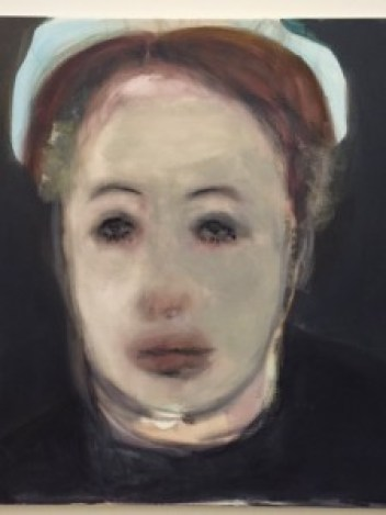 The Image as Burden, Marlene Dumas. Waterproof Mascara, 2008