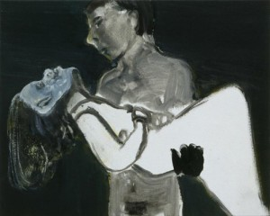 The Image as Burden, Marlene Dumas, 1993