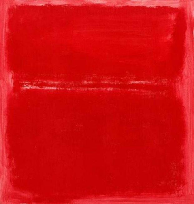 Mark Rothko. Untitled 1970.