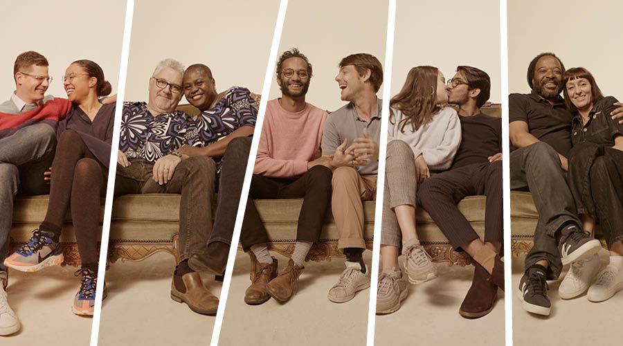 Bekijk alle openhartige gesprekken over Liefde & Kleur