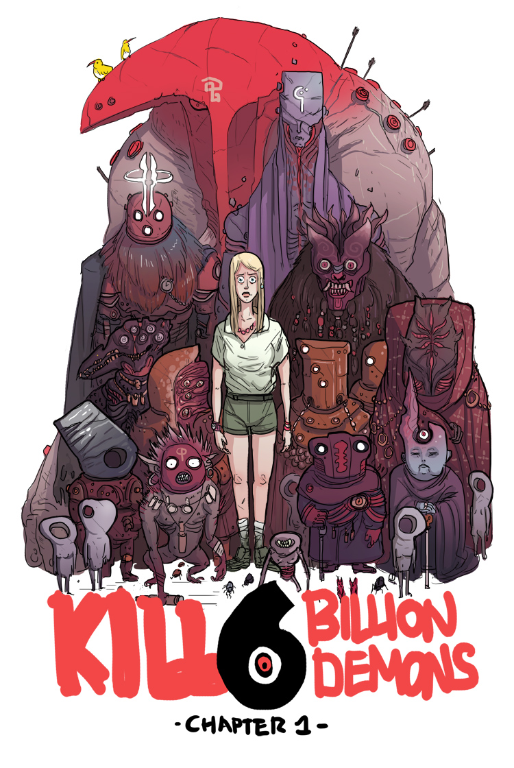 Image result for kill 6 billion demons