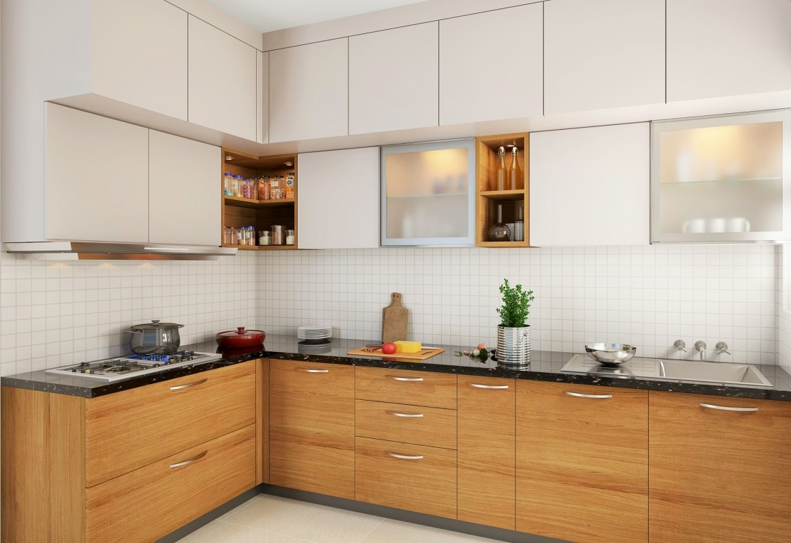 15+ Indian Kitchen Design Images from Real Homes