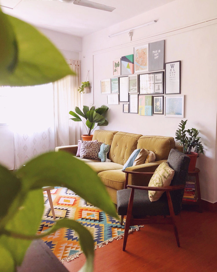 How To Decorate Your Small House Part 3 On A Budget The Urban Guide