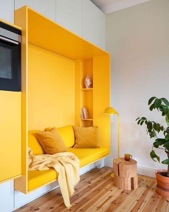 These 13 Room Ideas Will Make You Want To Paint Your Walls Yellow The Urban Guide