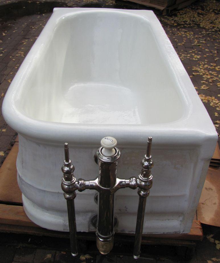 Antique Vintage Bathtub