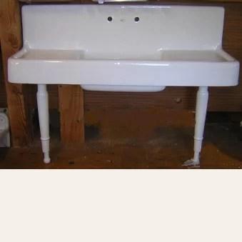 sideboard kitchen cast iron sink w legs