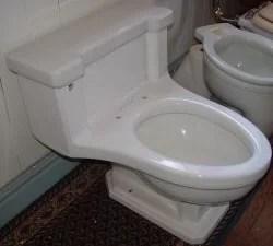 lowboy toilet