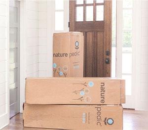 Naturepedic Mattress Delivery