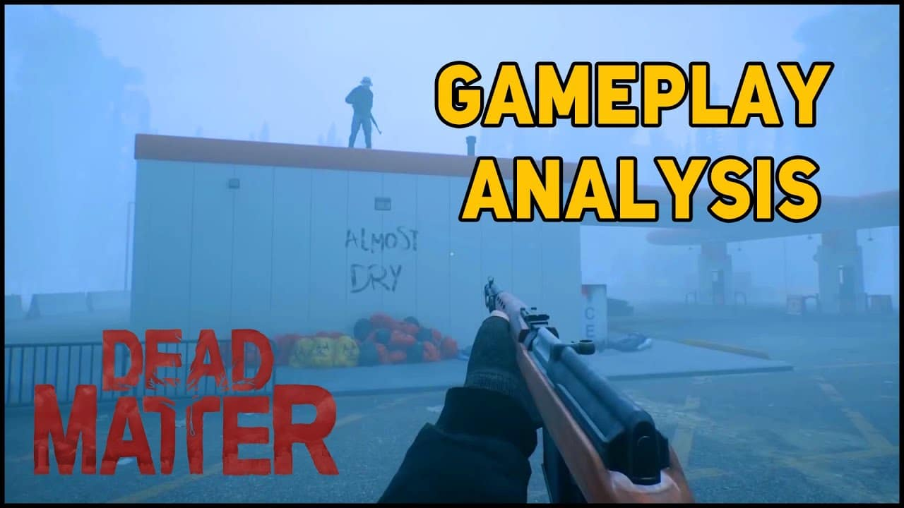 Developer Vlog 10 Gameplay Analysis - Dead Matter