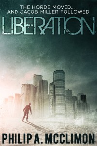 This is the book cover of Liberation